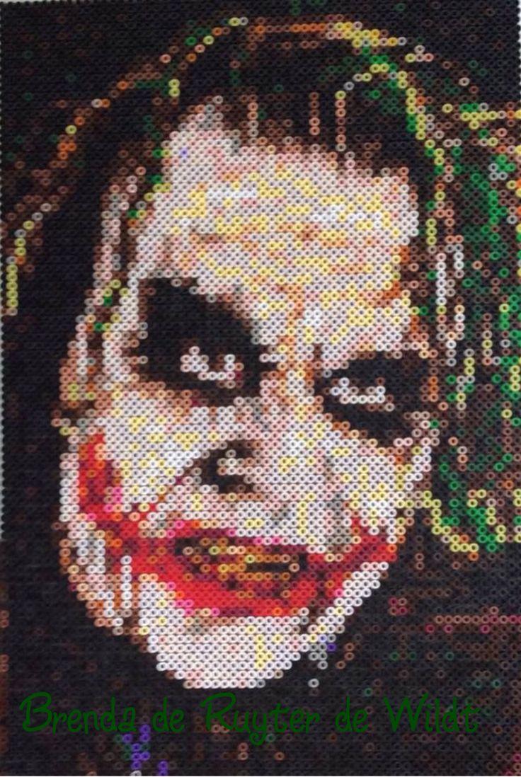 The Joker 30x45 cm 5400 strijkkralen