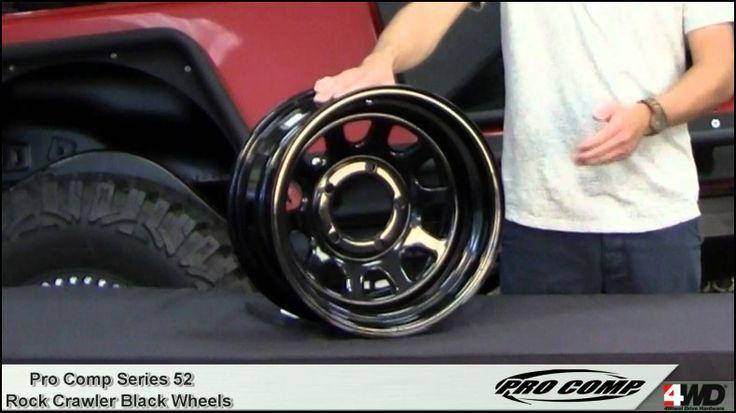 Rock Crawler Xtreme Steel Wheels