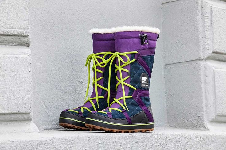 Sorel W13 NL1977 Womens Glacy Explorer Boot - Vejledende udsalgspris DKK 1.199,- #SOREL #SORELFOOTWEAR #SORELSTYLE