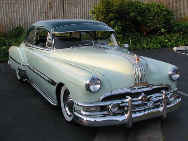 1952 pontiac classic cars classic cars trucks pontiac cars