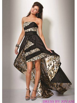 26 best Animal Print Prom Dresses images on Pinterest | Tiermuster ...