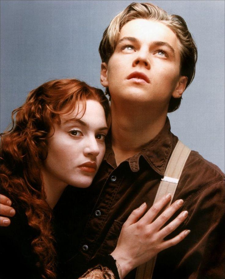 Yes.  Titanic.  Beautiful woman.  Adorable man.  Two amazing actors.