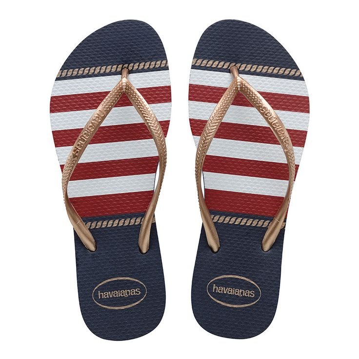 Havaianas Slim Nautical Navy Blue Flip Flop  Price From: 22,37 $CA