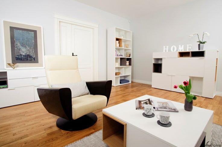 Better Home Aranżacja mieszkania 75m2