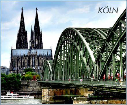 Balladins Hotel Köln, Hotel mit Rabatt von Dailydeal am Flughafen - Brücke über den Rhein am Dom