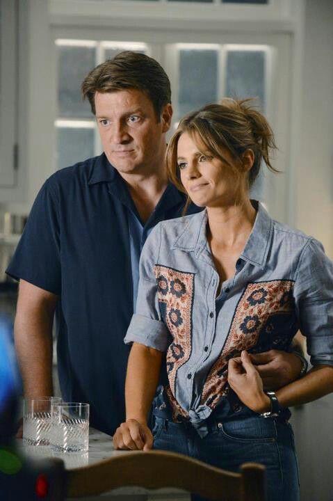 Castle & Beckett - Amo la televisión cada vez que lo ponen❤