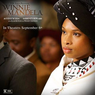 Winnie Mandela movie.