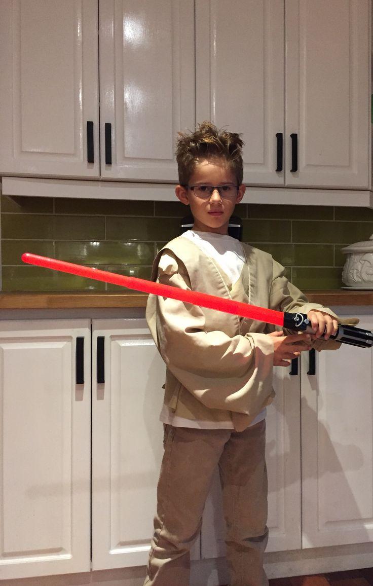 Aidan as Anakin Skywalker