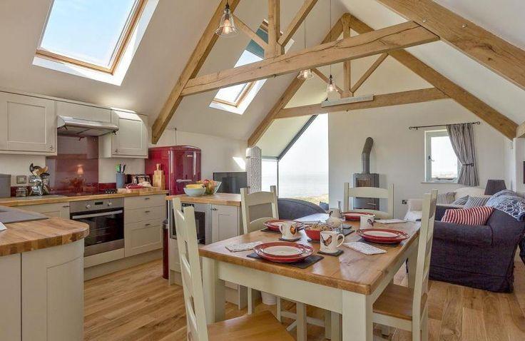 Uninterrupted sea views | The Rocket House, Hartland Quay, near Hartland, Bideford
