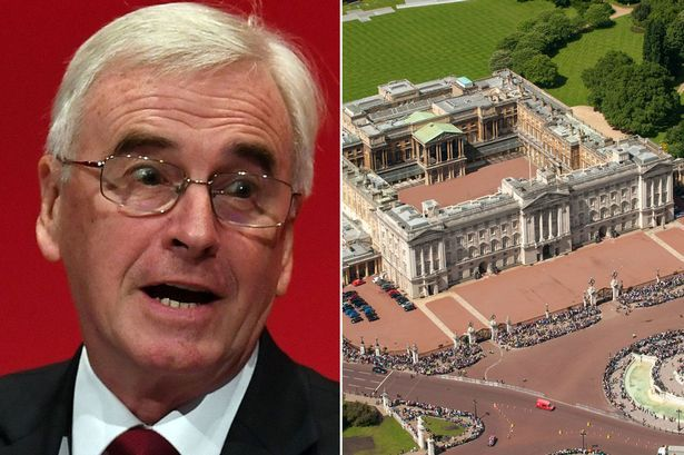 Labour's John McDonnell backs £369million taxpayer-funded refit for Buckingham Palace #labour #mcdonnell #backs #pound #369million…