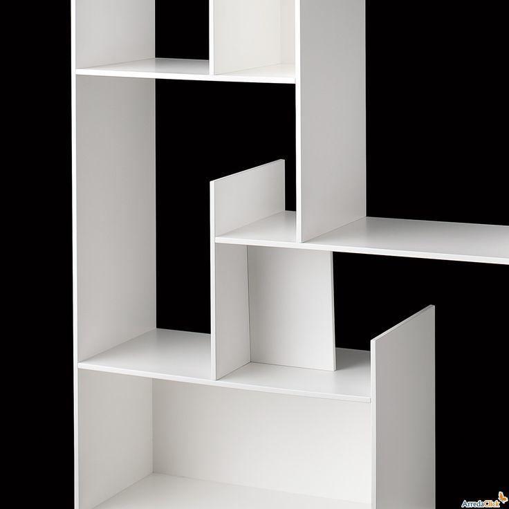 modus Bookshelf - Miniforms #bookshelves