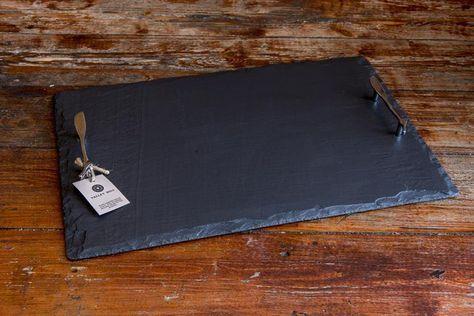Welsh Slate Serving Tray