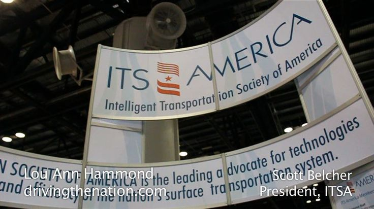 Scott Belcher, Intelligent Transportation Systems America