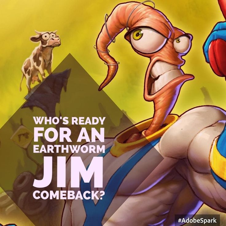 Interplay entertainment is selling off rights to 70 games. Does this mean a return of #earthwormjim?  Who wants to see a remastered worm back on #PC?  #pcgaming #gamingpc #pc #games