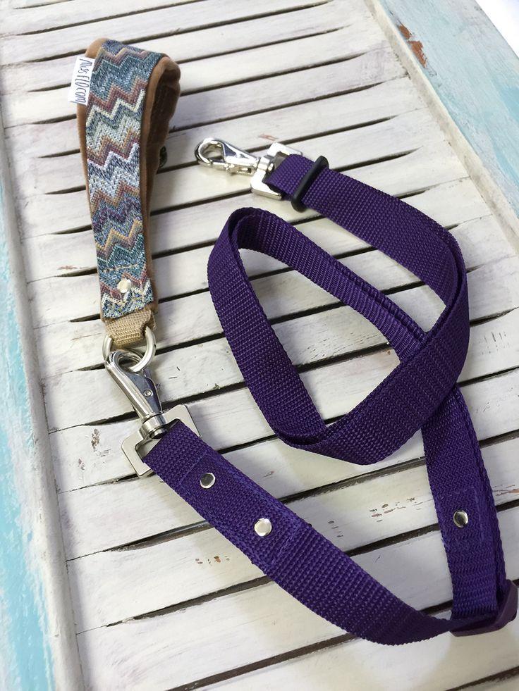 Dog Leash Adjustable Handmade | MissFlo
