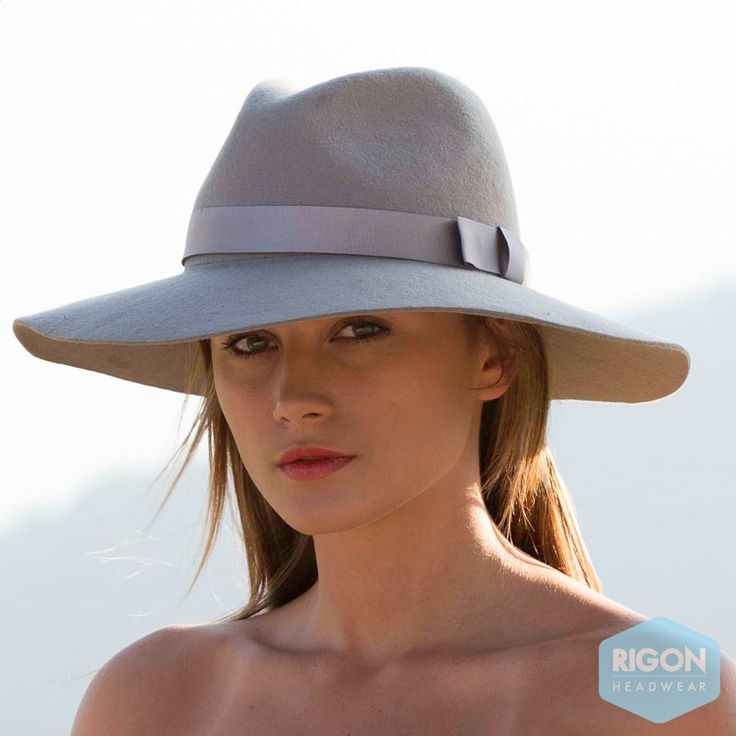 Beautiful fedora style hat in quality wool felt with stylish PV belt trim by Rigon Headwear.  Shop today at: http://rigon-headwear.myshopify.com/collections/new-arrivals/products/copy-of-new-elsbeth-felt-capeline-bd184-by-beforedark