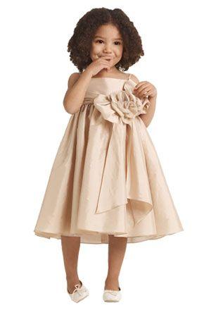 Vestidos de fiesta niñas y damitas para una boda : Novios y más