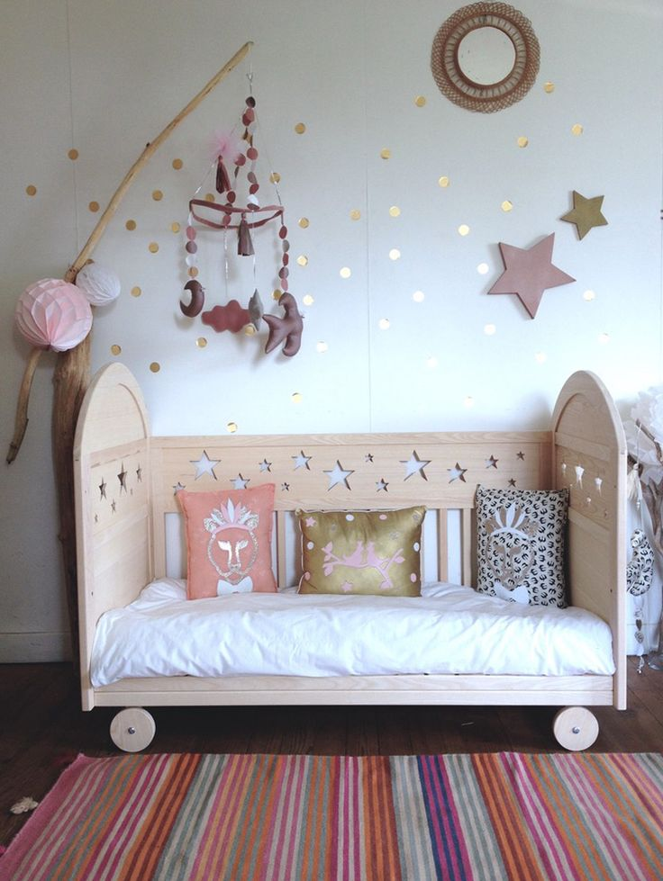 Original Cots in Nursery Rooms - by Kids Interiors