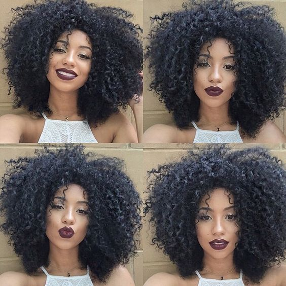 Natural hairstyles - co-wash http://www.shorthaircutsforblackwomen.com/co_washing/: