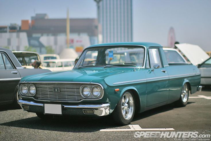 1975 Toyota Crown pick-up