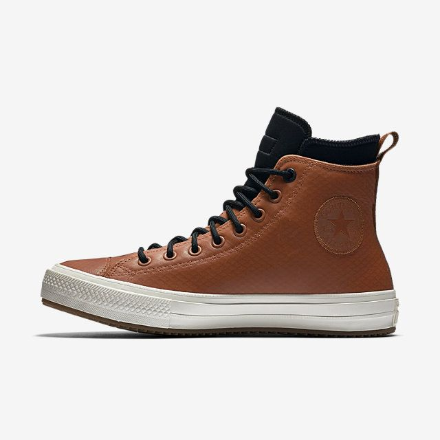 1229 best images about converse all star on pinterest for Converse chuck ii craft leather low top