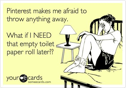 yep: Toilets Paper Rolls, Toilet Paper Rolls, Pinterest Humor, Paper Towels Rolls, Paper Towel Rolls, My Life, Pinterest Addiction, Ecards, Craft Quotes
