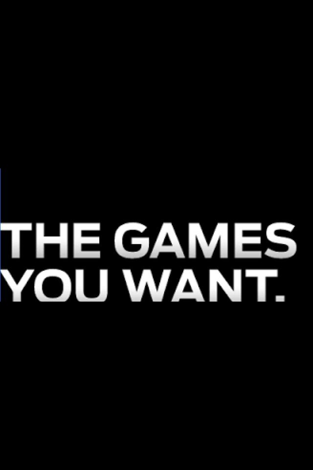 Il gioco che vuoi.