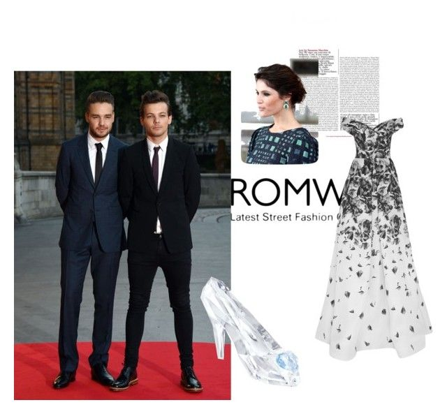 Awaited ball by neelanjana-rumbangsha-railepcha on Polyvore featuring Naeem Khan, Swarovski, OneDirection, LiamPayne, louistomlinson and 60secondstyle