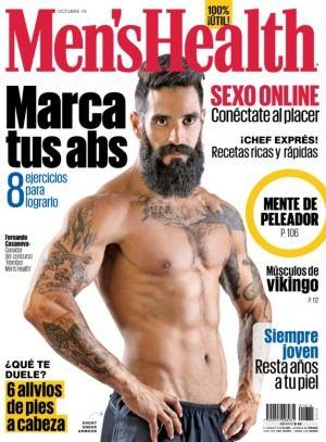 Men's Health México   Octubre 2016   PDF HQ