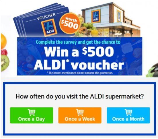 Free stuff near me | Win an Aldi Gift Card - Chance to win an Aldi Gift Card SOI (Australia) 31654 Chance to win an Aldi Gift Card Crea...