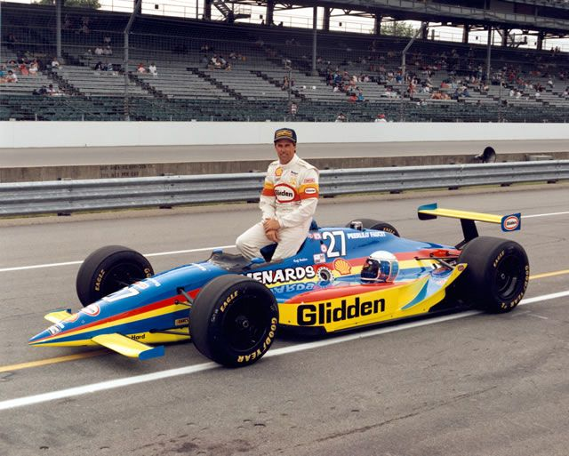 1993 Geoff Brabham Menards / Glidden (John Menard) Lola / Buick