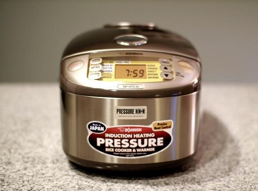 ZOJIRUSHI / IH Pressure Rice Cooker & Warmer