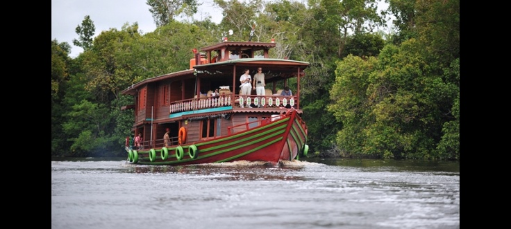 Sahayan River, Kalimantan    KRATONPEDIA.com: Portal Informasi Budaya Kaum Muda Indonesia
