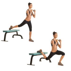 8 Golf exercise moves!