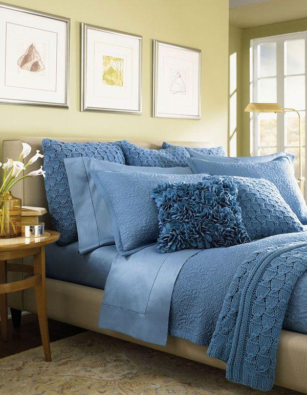 Вязаный уют: пледы и подушки в интерьере - Ярмарка Мастеров - ручная работа, handmade