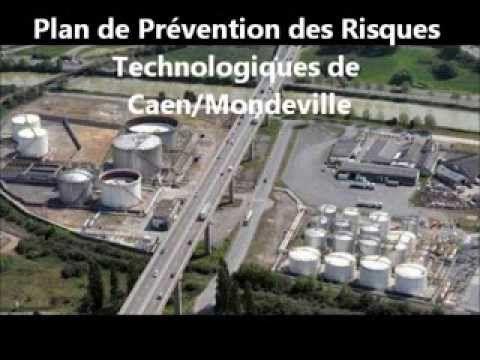DREAL Catastrophe technologique PPRT Préfecture du calvados 14 Caen Mondeville