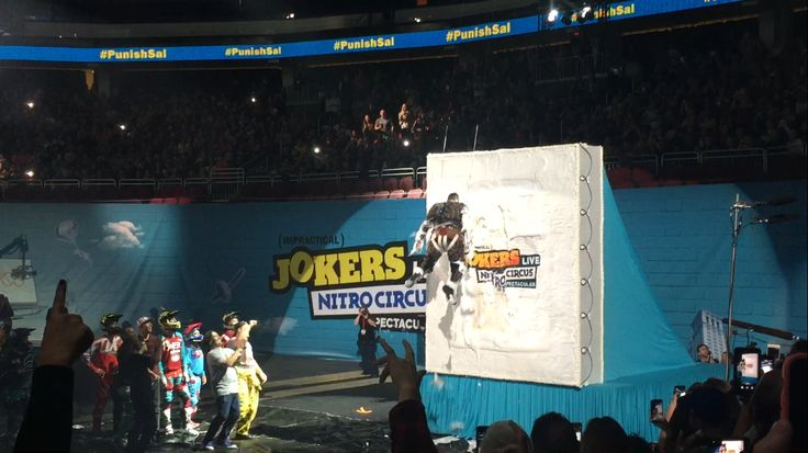 Impractical Jokers Live Punishment💗