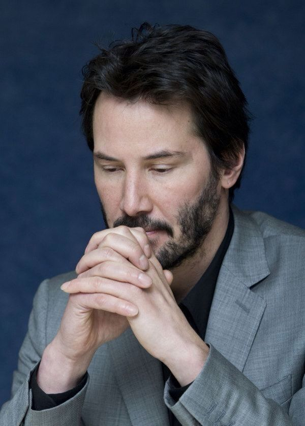 +++ It takes time to live. Like any work of art, life needs to be thought about. Albert Camus +++ (chicfoo) keanu