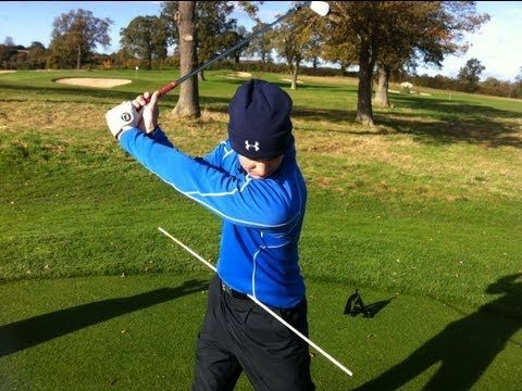 Golf Sequence Drill | How to Sync Your Golf Arm Swing to Your Golf Hip Turn | Golf Sequencing - YouTube