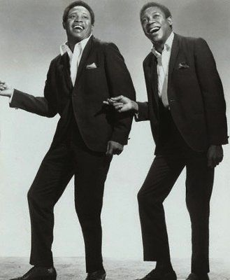 "Nothing like a little Sam and Dave ""Hold on I'm Coming"" to start your morning off right. :)"