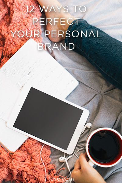 Perfecting your #personalbrand