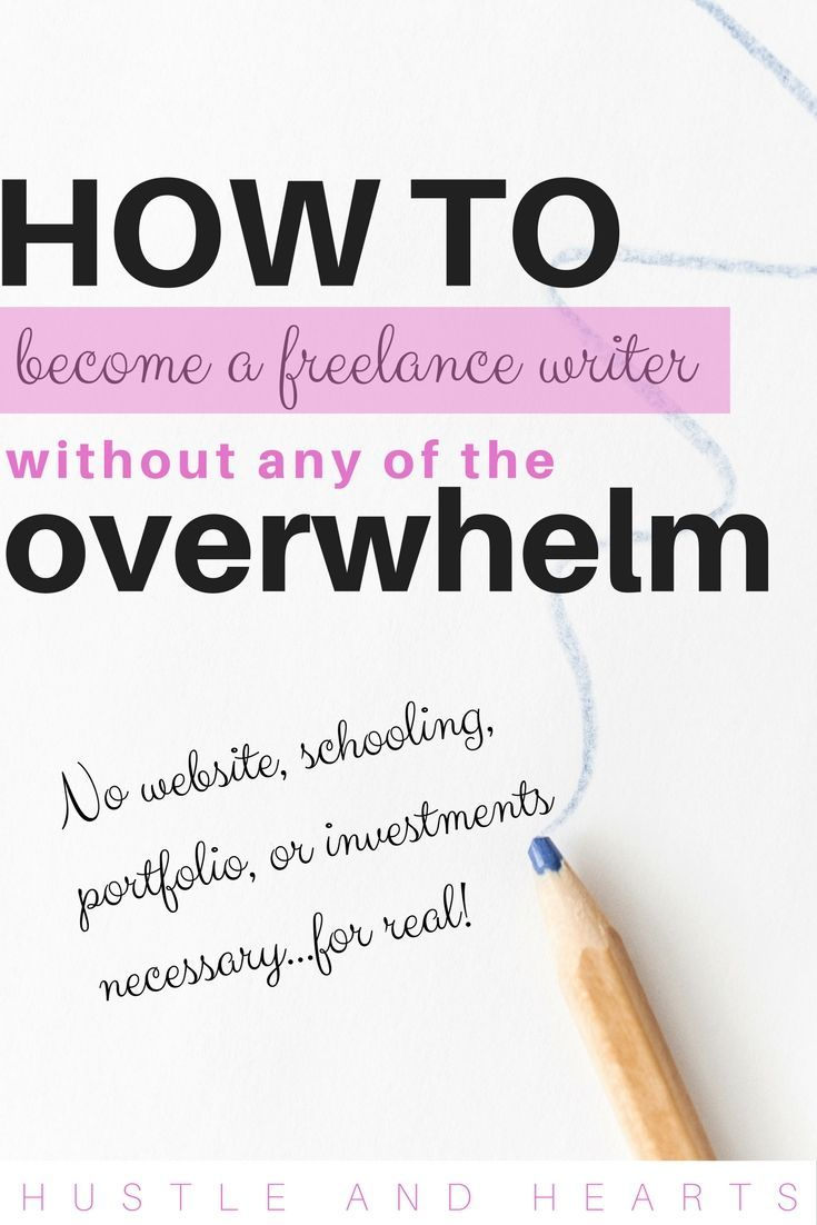 How to become a freelance writer without any of the overwhelm | making money online does not have to be so complicated. If you've ever considered trying to make money as a freelance writer, I want to encourage you to give this article a read. Many of the ideas you might have about freelance writing are likely not true. Here are the 6 biggest misconceptions most people have about freelance writing