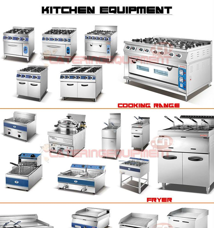Best Commercial Restaurant Equipment Ideas On Pinterest - Restaurant equipment