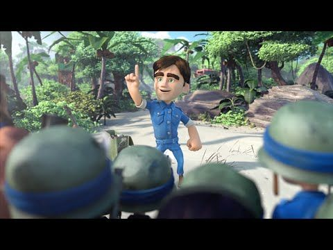 Boom Beach: Dr. T's Intro (Official TV Commercial) - YouTube