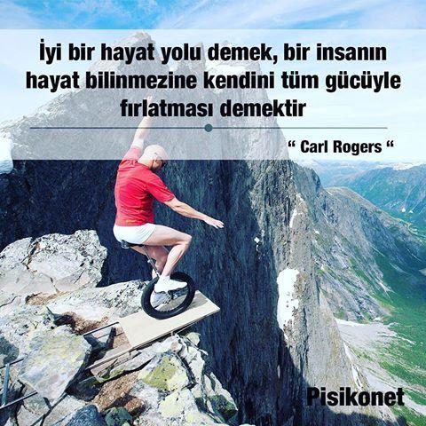 * Carl Rogers