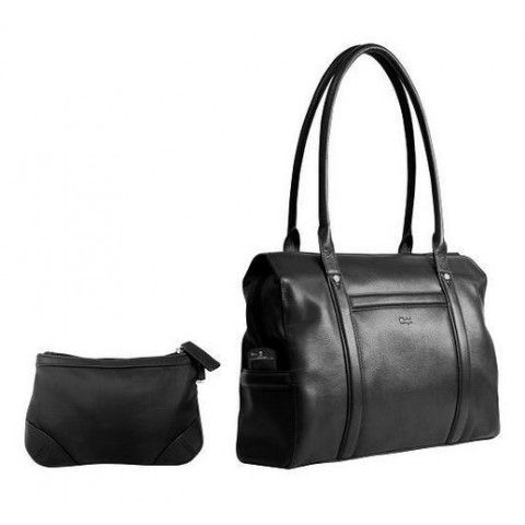 ADPEL ESSENTIALS ITALIAN LEATHER LADIES COMPUTER BAG  A fashionable ladies leather laptop bag.  #bags #office #business #corporate #leather #ladies #laptopbags