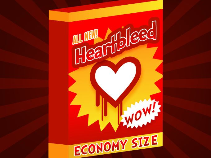 Heartbleed, The First Security Bug With A Cool Logo
