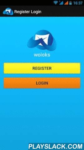 Woloks  Android App - playslack.com ,  Send free messages to anyone in Uganda regardless of the type of phone they have. The app works well across all networks .You no longer have to worry if the person already has a smartphone or if their data is on...with Woloks they are guaranteed to receive your message!!!Woloks also has a very rich BULK SMS platform which enables you send messages to as many contacts as possible just from the comfort of your mobile handset. Stuur gratis berichten naar…