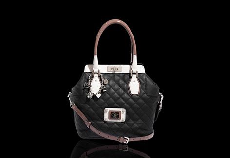 ♯HandbagGlam - Guess Rianne Handbag PinIt to Stand a chance to win a special Mothers Day present. http://www.americanswiss.co.za/product/36175998/Guess-Rianne-handbag/