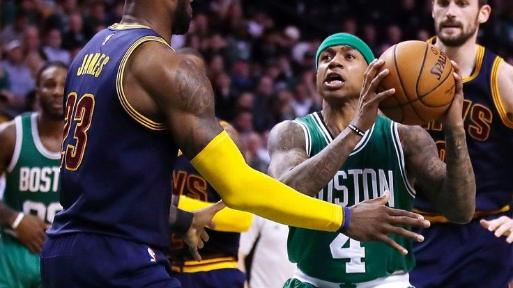 How did Isaiah Thomas become elite? Motivation courtesy of the Cavs #FansnStars
